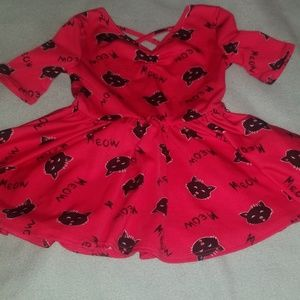 Dot Dot Smile 6-12 month Ballerina dress